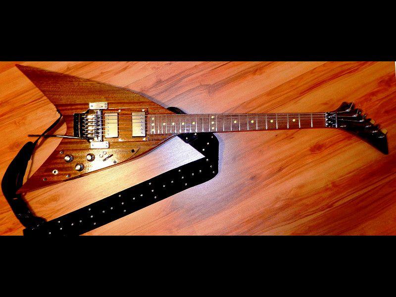 Собираем своими руками гитары